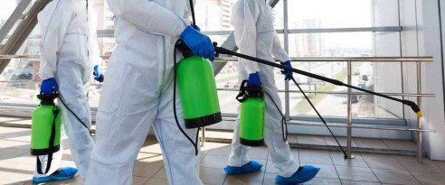 decontamination services - click here for more information